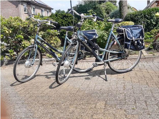 Afbeelding van Gazelle Orange 7v elektrische fietsen